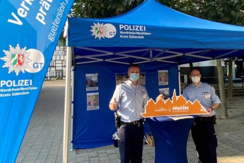 Roadpol Safety Days - Kontrollen zum Thema
